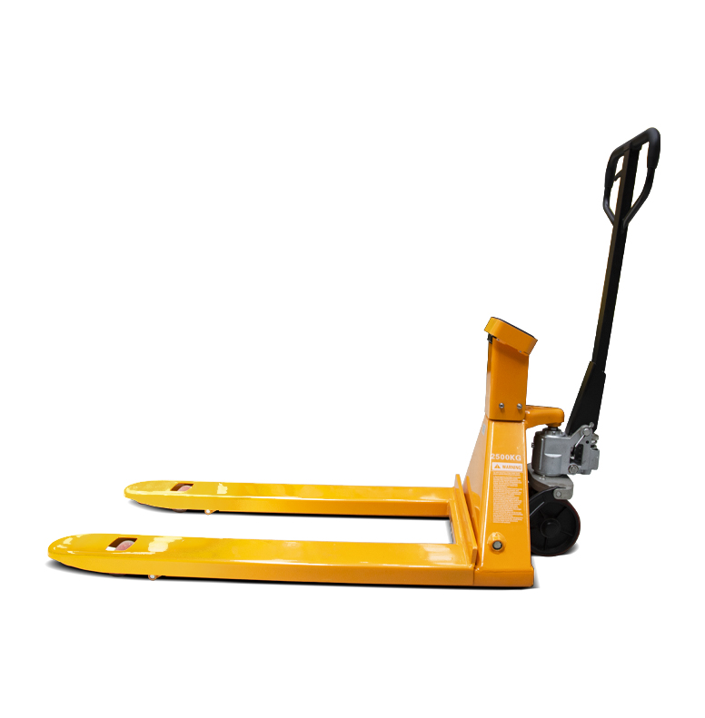 Liftsmart 2 5t Weight Scale Hand Pallet Jack Truck