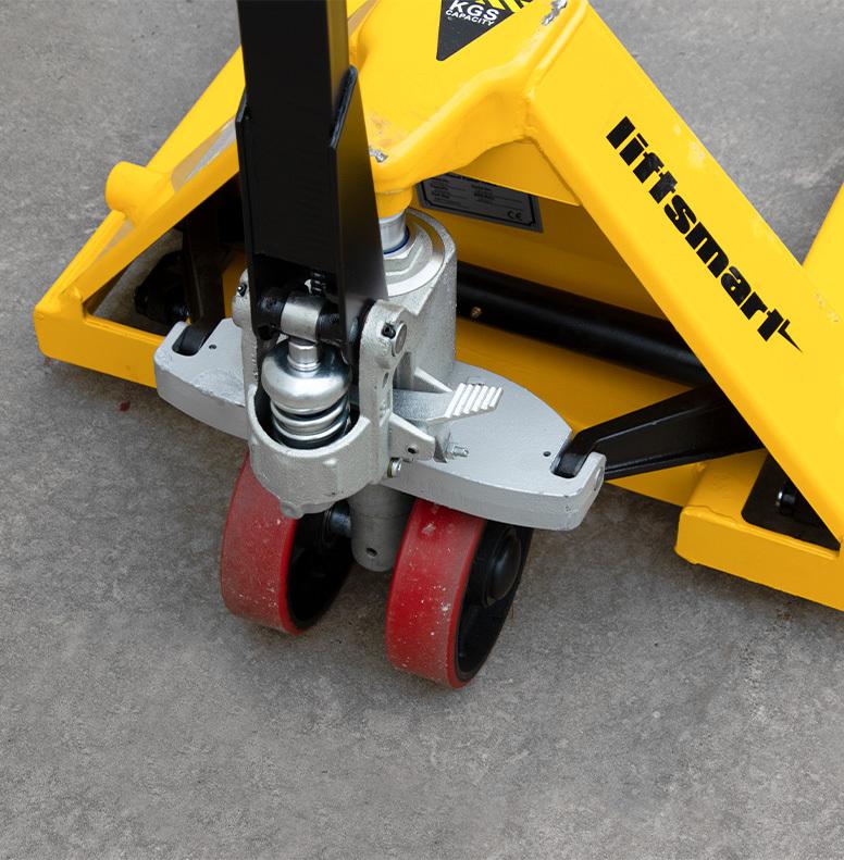 Adaptalift pallet jack easi dec conservatory ladder